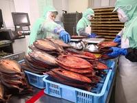 鍋干物の海神(わだつみ)   #いわき市フジテレビ共同開催プレスツアー #料理人を繋ぐ