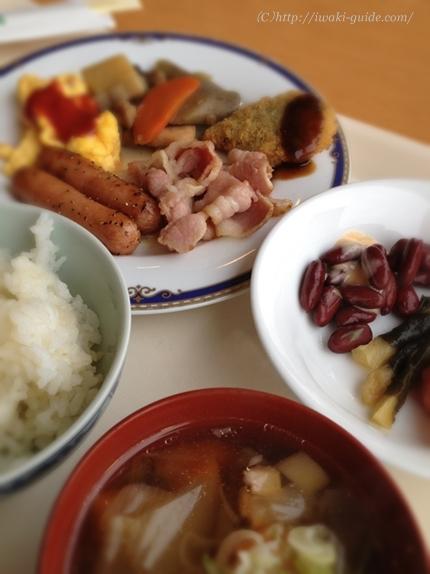 椿山荘 朝食ビュッフェ