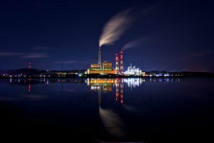 いわき市 いわき工場夜景