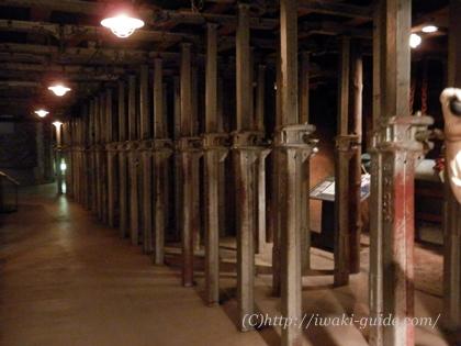 石炭化石館ほるる ナイトミュージアム