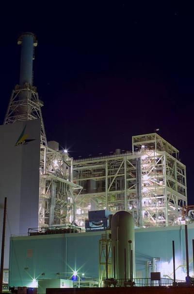 いわき工場夜景