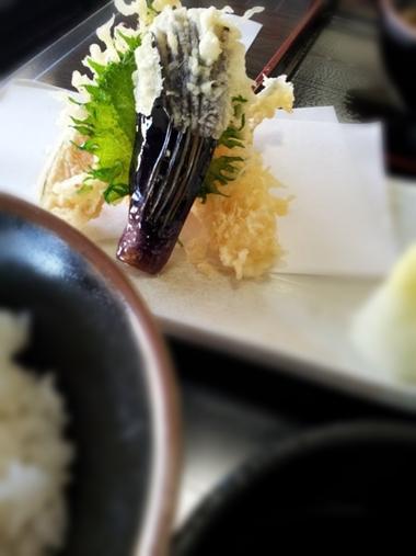 いわき天ぷら蕎麦 ランチ 木の芽