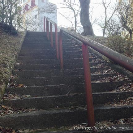 いわき観光 いわき桜の名所 観音山公園