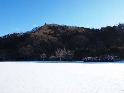 いわき観光 雪の白水阿弥陀堂
