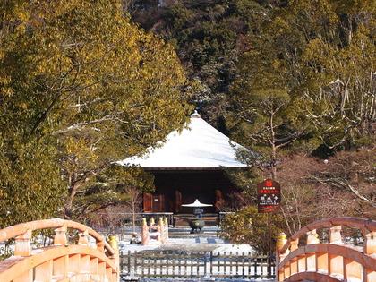 福島県いわき観光 国宝白水阿弥陀堂