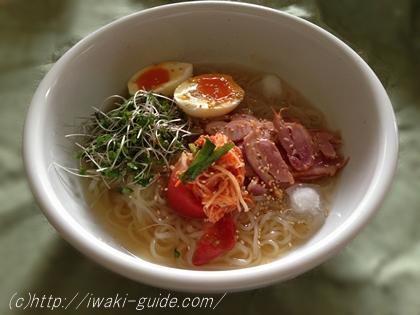 韓国冷麺と盛岡冷麺の違い まるごとトマトキムチ 冷麺レシピ
