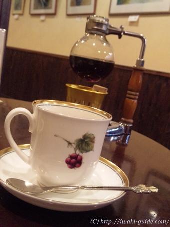 珈琲市場 讃香(さんか) いわき喫茶店