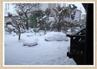 [雪景色]。