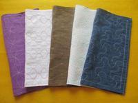 さし子布巾×5