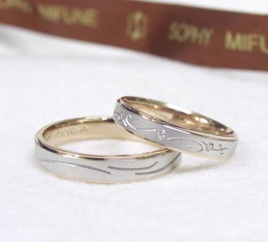 結婚指輪 人気