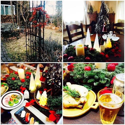 クリスマスとお正月が一緒に来た話。