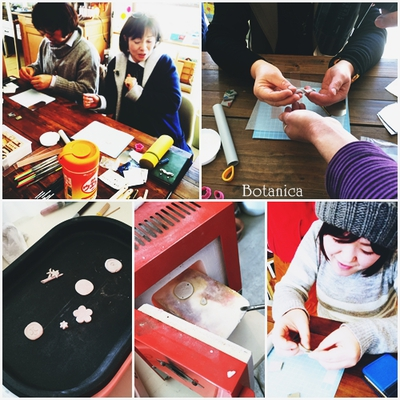 ◆ Art Clay Silver Lesson ◆