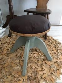 椅子リメイク…その後♪