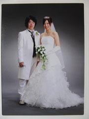 結婚一ヶ月。