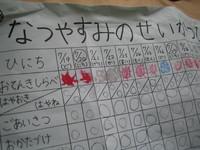 夏休み絵日記・その11