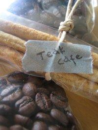 Teak cafeでコーヒー教室