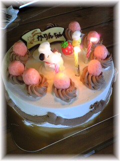 *HAPPY BIRTHDAY♪*