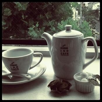 【FORMI INO CAFE】
