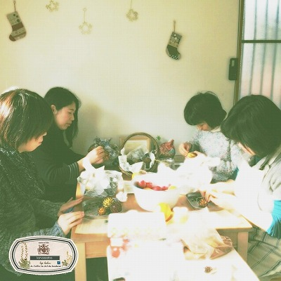 ◆ Cafe lesson report ◆