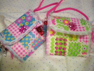 ミラー★ちゃんのレトロ財布