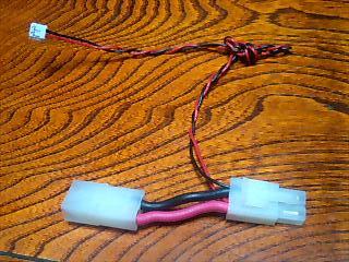 LED電源用分岐コネクタ