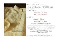 Naturalinen 受注会 vol.2 開催です