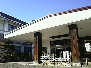 今日は飯坂温泉へ^^