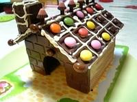 チョコの家♥