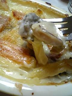 牡蠣グラタン♥