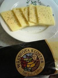 イケアのチーズ♥