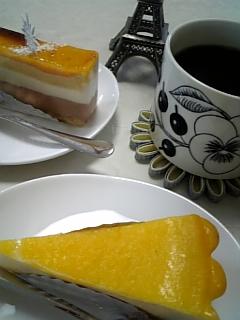 ビルゴ♥ケーキ