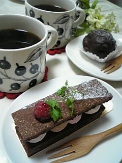 かわいいケーキ♥