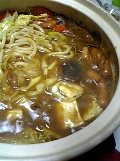 CoCo一番カレー鍋♥