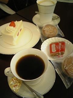 コーヒータイム♥