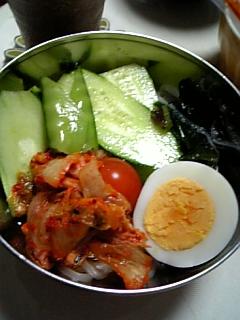 盛岡冷麺♥晩ご飯
