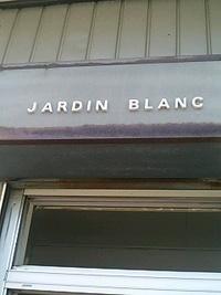 那須JARDIN BLANC