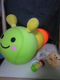 おもちゃ(生後150日目)