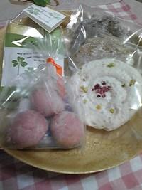 ヴォートルの焼菓子(生後268日目)
