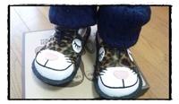 ブーツの季節❤