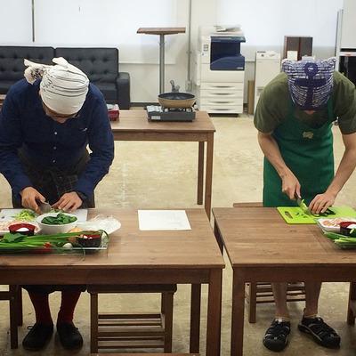 男子料理教室