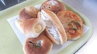 はんどめいどtown飲食ブース「手作りパン さっちゃん」さん
