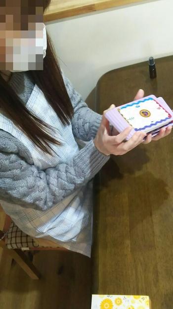 先日の石鹸ワークショップで作った石鹸をカットしました(*^_^*)