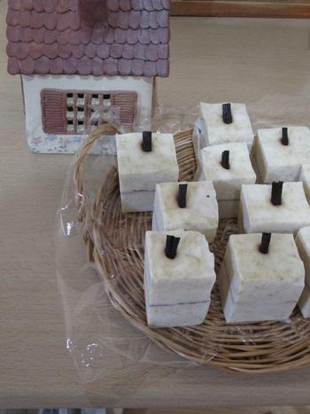 手作り石鹸ワークショップご参加ありがとうございました(*^_^*)