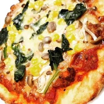 ナホさんのピザ販売のご予約は20日までです♪