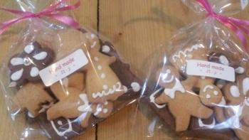 Ji‐jiさんの焼き菓子が入りました(*^^*)