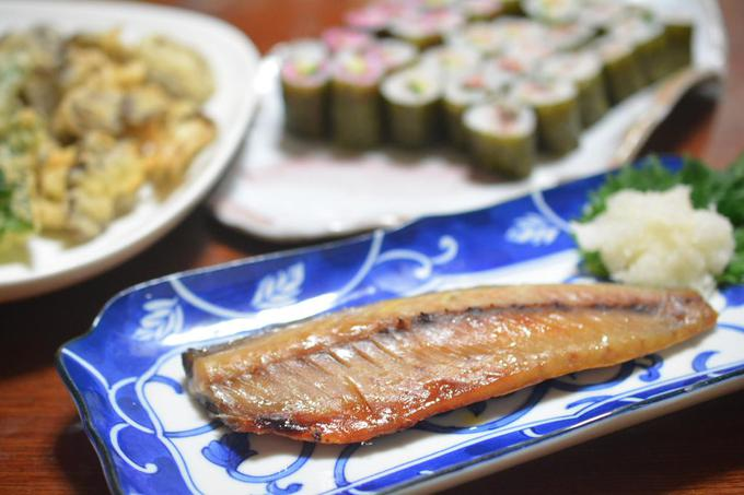 鯖の酒粕漬焼