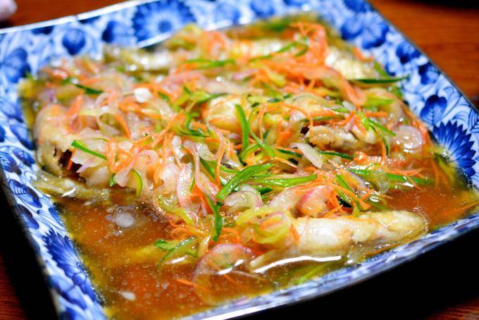 冷やし酢橘素麺