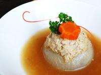 カフェ飯レシピ/スタッフ ド オニオンスープ