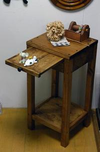 Yさんオーダーのスライドテーブル