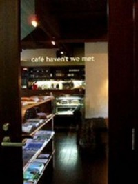 cafe haven't we met (仙台)